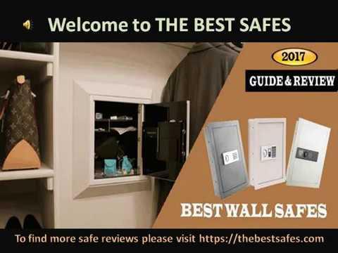 Best Wall Safe Reviews 2017