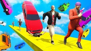 THE MOST IRONIC WAY TO LOSE! - GTA 5 Funny Moments