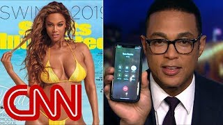 Tyra Banks talks new 'Sports Illustrated' cover with Don Lemon