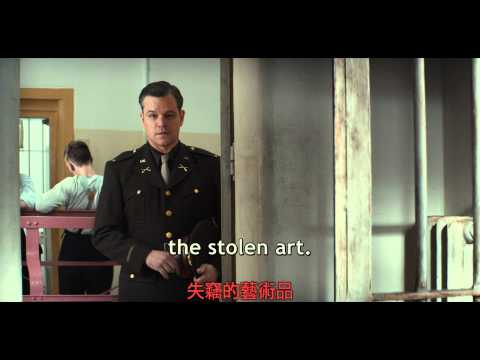 【大尋寶家】電影片段 -- 講法文篇