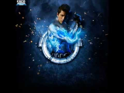 Comes The Light (Theme) (Instrumental) RA.ONE - YouTube.wmv
