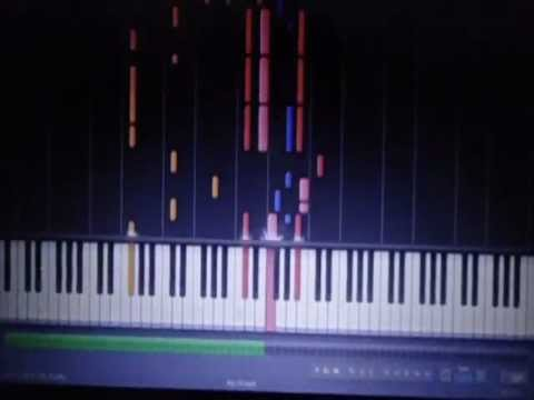 Sunye Maybe -dream High Ost Tutorial Piano video