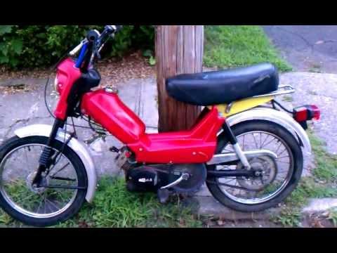 Batavus Moped Starflite 1980 Batavus Moped