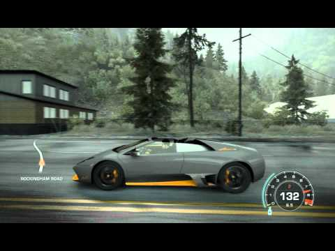 Need for Speed Hot Pursuit 2010 PC New Cars