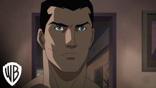 "Justice League Dark - clip - ""Bruce Wayne Shaves"""