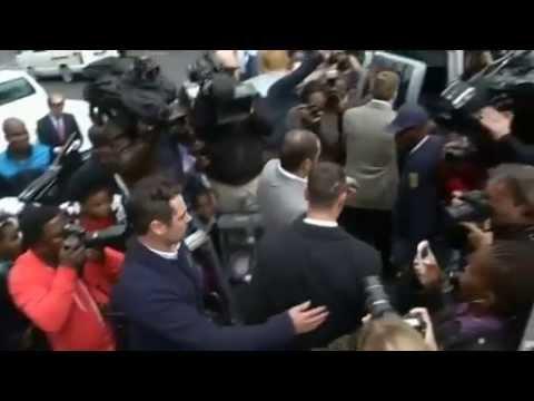 Oscar Pistorius murder of Reeva Steenkamp trial cross-examination ends