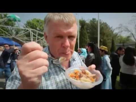 Язь против еды: Узбекистан