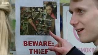 EastEnders Louise Mitchell 22nd April 2016