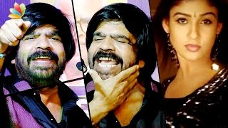 T Rajendar's Comedy Explanation of Yammadi Aathadi Song Lyrics | Funny Speech