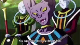 Dragon Ball Super 2018 Episode 125 | Munculnya Dewa Penghancur Toppo