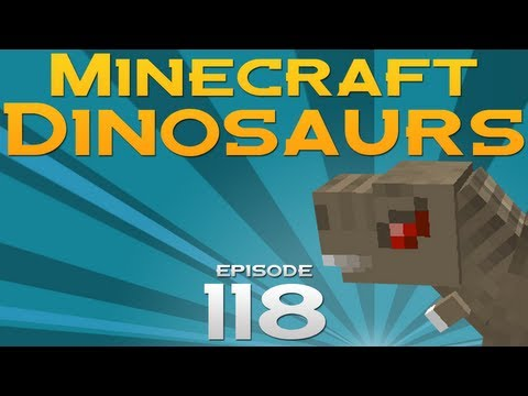 Minecraft Dinosaurs! - Episode 118 - The Plot Thickens