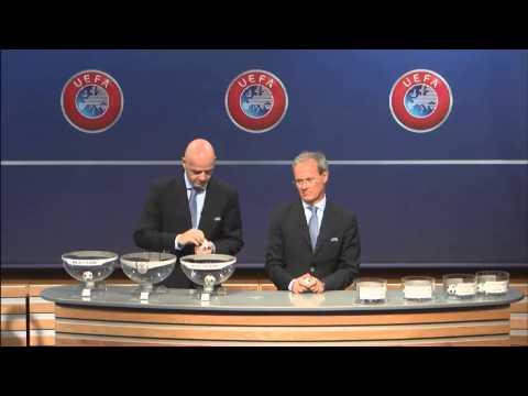UEFA Champions League 2015/2016 -FULL:Third qualifying round draw, July 17 12:00 CET