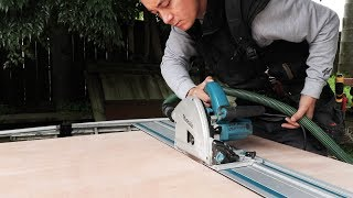Makita Track Saw (Why Every Builder Needs One)
