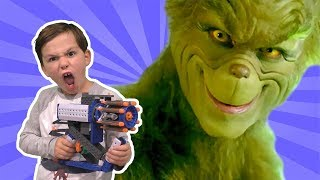 The Grinch Stole our Gifts Kids Skit
