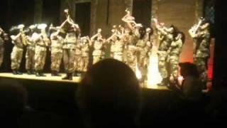 video Concerto della Fanfara dei Bersaglieri -Sezione di Roma-