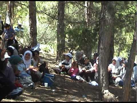 Derbent piknik- Atilla Kart konuşmacı