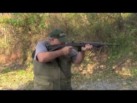 Shooting the Tactical M1 Carbine.mov