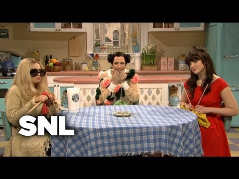 Bein' Quirky With Zooey Deschanel (Featuring Zooey Deschanel) - Saturday Night Live