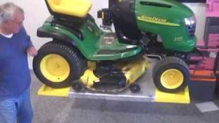 www.Garage-Toys.com Single Post Lift