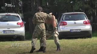 Лагерь E N O T в Сербии закрыт
