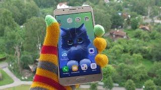 Излишне восторженный обзор смартфона Samsung Galaxy J7 (2016)