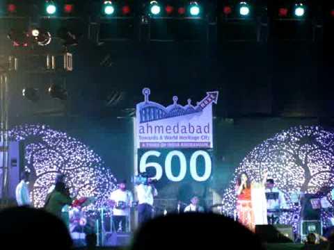 Great Performance - Mehndi te vavi (Gujarati Song).... by Shreya...