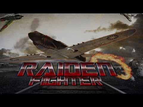 Raiden Fighter 1942 - Universal - HD Gameplay Trailer
