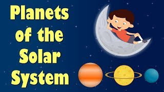 Planets of the Solar System | Videos for Kids | #aumsum