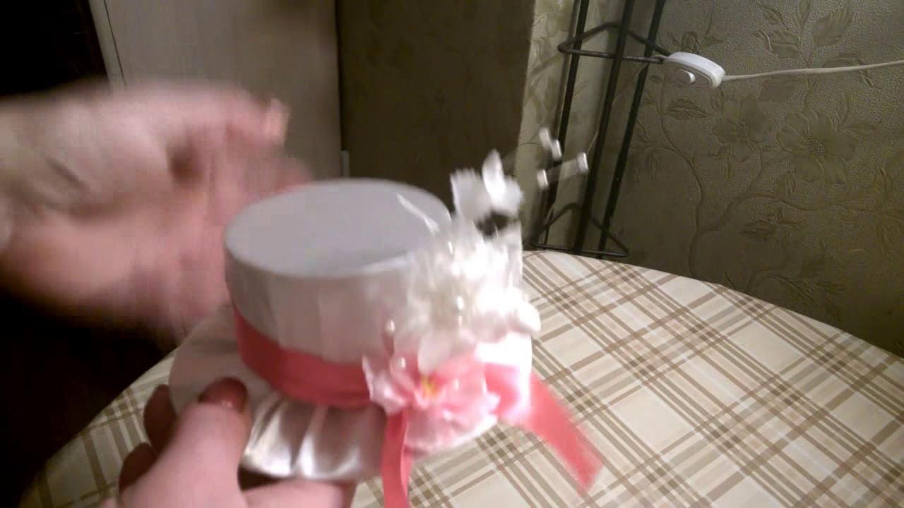 Как сделать шляпку для девочки своими руками 71