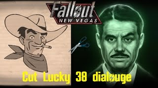 cut Victor fight/Mr. House dialogue | Fallout: New Vegas