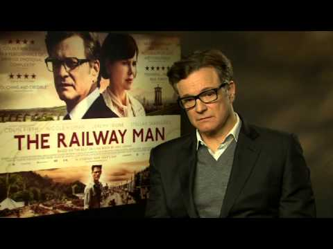 Colin Firth Interview - The Railway Man
