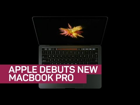 Apple debuts MacBook Pro (CNET News)