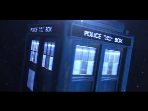 Peter Capaldi Extended Series 8 Title Sequence - Neonvisual - Deep Breath Intro Opener video
