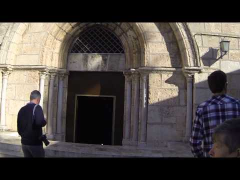 Israel #24 Garten Gethsemane/Getsemani, Garden Jardin, Maria's Grab Grotte, Grave Cave