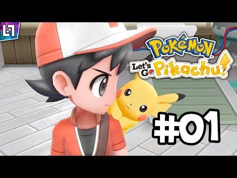 🔴 Luukas, 19, Pokemon-Mestari XD  -  [Pokémon Let's Go Pikachu]