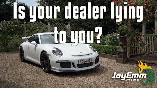 The Truth About Buying Porsche GT Cars That Everyone Knows, But Is Afraid To Say [VLOG]