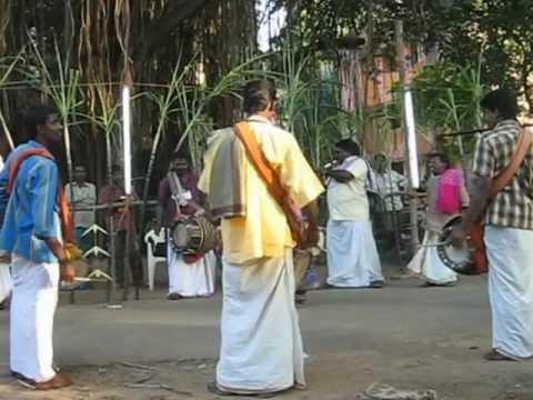 Folk Dances Of Tamilnadu:karakattam video
