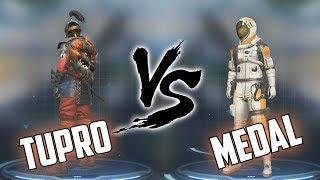 MEDAL vs TUPRO! - Rules of Survival Livestream
