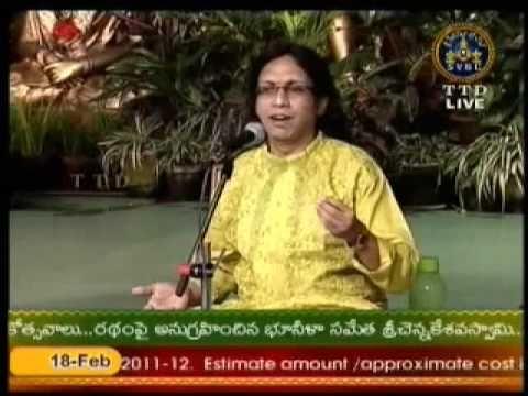 R.Suryaprakash Naada Neerajanam - Venkataramana - Lathangi -...