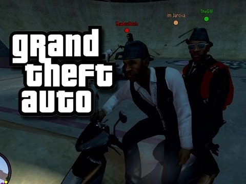 GTA Funny Moments and Stuff 46! (Parkour, Death, and Cum Yogurt?)
