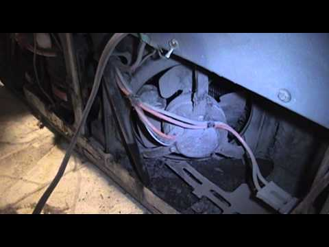 How To Clean Your Refrigerator S Condenser Coil Youtube