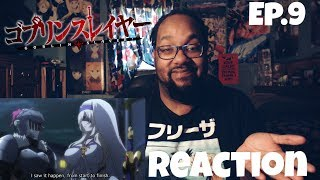 I WILL ALWAYS PROTECT...AND SLAY GOBLINS! GOBLIN SLAYER EPISODE 9 REACTION