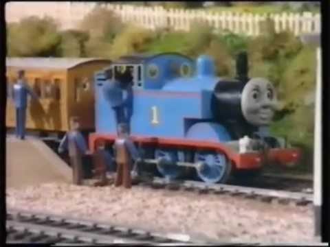 Tank Trouble 1 >> Thomas The Tank Engine & Friends - Thomas In Trouble - YouTube