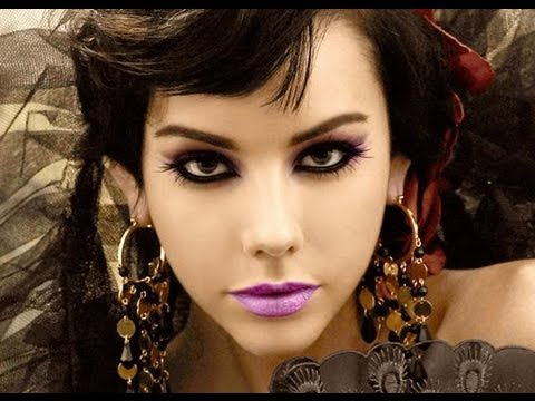 Easy Gothic Makeup Gothic Makeup Tutorial Femme
