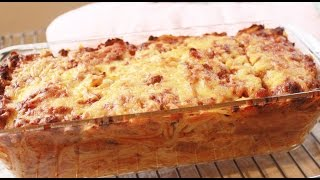 Ethiopian Pasta bake | Amharic Recipe