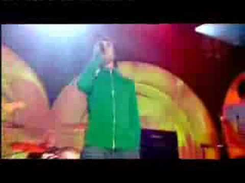 Ian Brown - All Ablaze on Top Of The Pops 2005