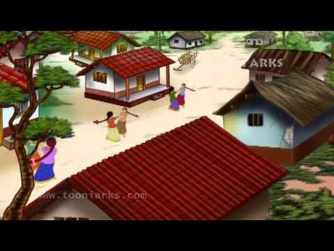 Chinnari Chitti Geethalu - Oppula Kuppa - Telugu Rhymes video