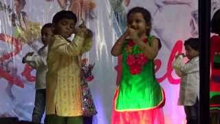 Son Of Sardar - Satvika dance performance-Son of Sardar song