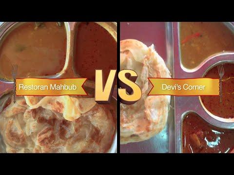 Kuala Lumpur - Roti Canai | Food Wars Asia | Food Network Asia