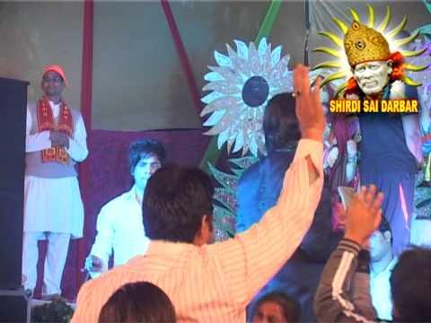 Tune Sath Jo Mera Choda   wasim khan sufi singer   Shri Sai...